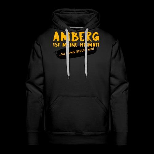 Amberg vong Gefühl - Männer Premium Hoodie