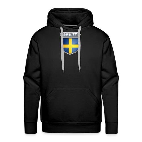 John Oliwer Sverige Sköld - Premiumluvtröja herr