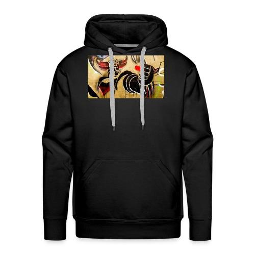GOLDORAK - Sweat-shirt à capuche Premium pour hommes