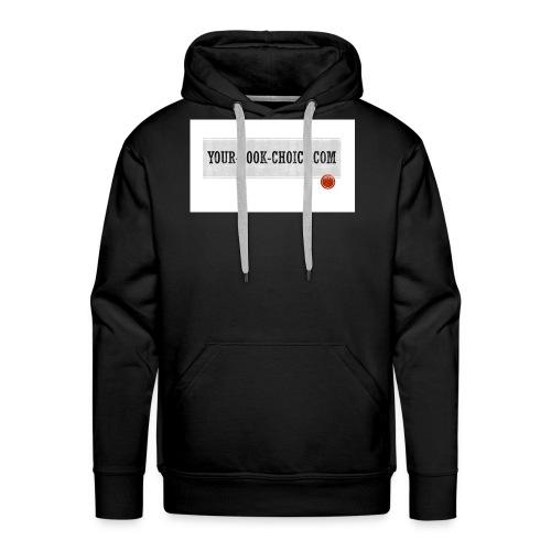 your-look-choice.coom - Sweat-shirt à capuche Premium pour hommes