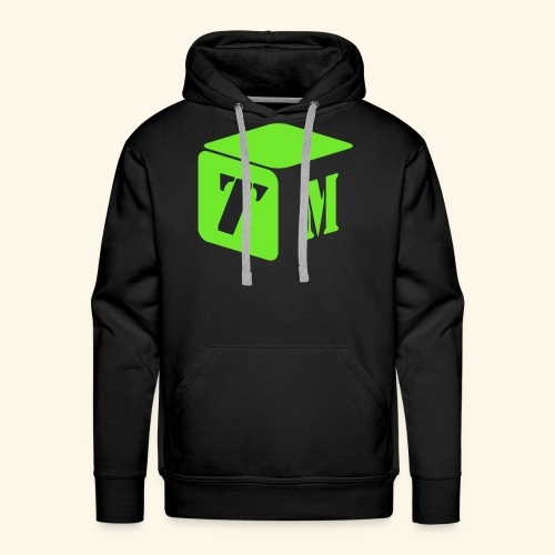 TM Logo - Männer Premium Hoodie