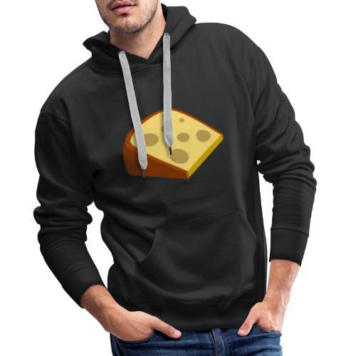 cheese - Männer Premium Hoodie