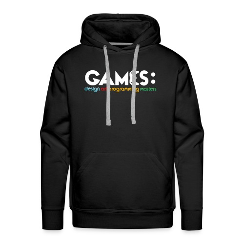 GAMES:ALL - Men's Premium Hoodie