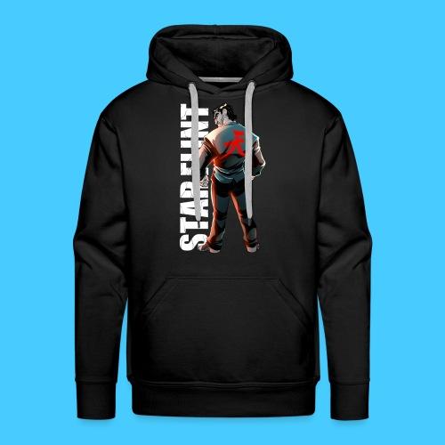 Draco Vargas StarFlint - Sweat-shirt à capuche Premium pour hommes
