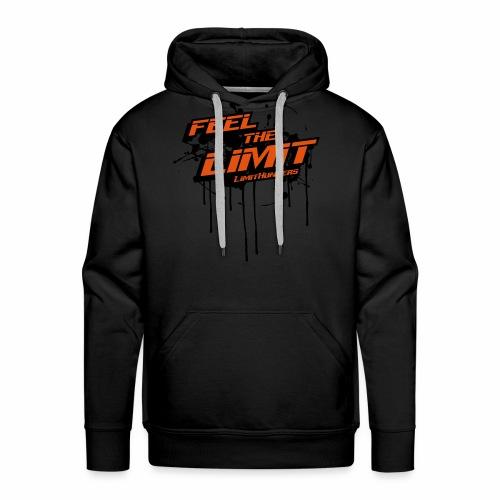 Feel the Limit - Limithunters - Männer Premium Hoodie