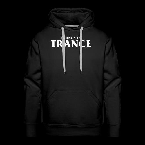 Sound Of Trance - Men's Premium Hoodie