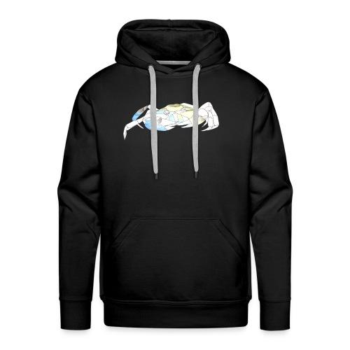 Polygon Crab - Männer Premium Hoodie