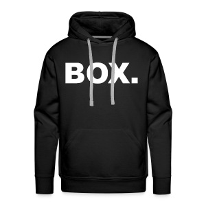 BOX. Clothing Crewneck Unisex - Mannen Premium hoodie