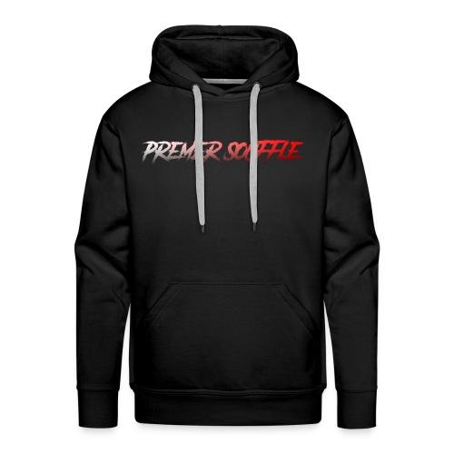PREMIER SOUFFLE - Sweat-shirt à capuche Premium pour hommes