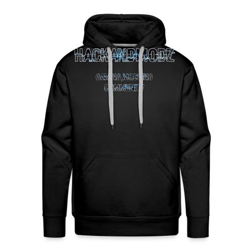 HackandModz--Goodies - Sweat-shirt à capuche Premium pour hommes