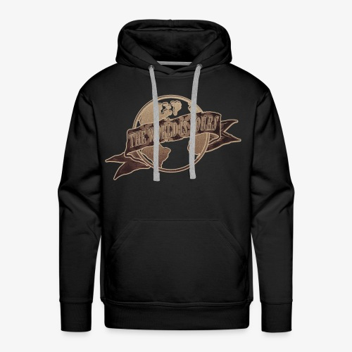 The World is Yours Scarface Logo - Männer Premium Hoodie