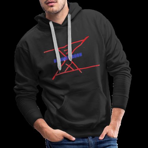 FBS ADZX Classic Logo *REDESIGN* - Men's Premium Hoodie