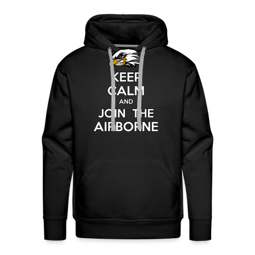 keep calm !!! - Männer Premium Hoodie