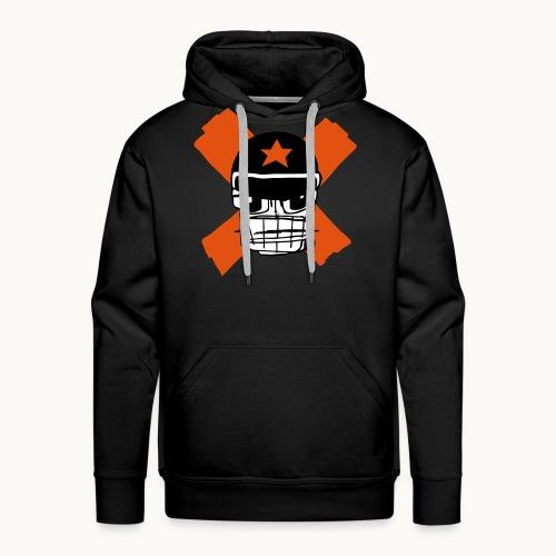 Motard Micky Biker - Sweat-shirt à capuche Premium pour hommes