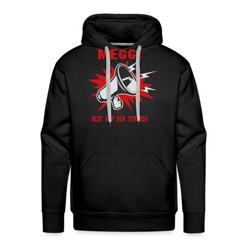 MEGGI - Blut auf der Straße - Männer Premium Hoodie