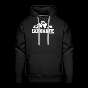 Official Dominate Logo - Männer Premium Hoodie