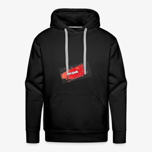 Misha - Mannen Premium hoodie