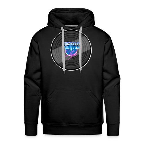 Retro Tshirt! - Männer Premium Hoodie