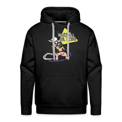 Roadhog Overwatch - No salgáis del punto - Sudadera con capucha premium para hombre