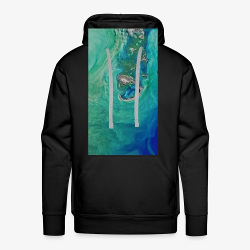 Beach One - Men's Premium Hoodie
