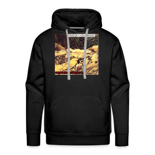 Forget Shit an Move on - Männer Premium Hoodie