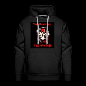 You will never win - Männer Premium Hoodie