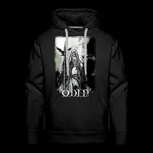 Odin the Wanderer - Men's Premium Hoodie