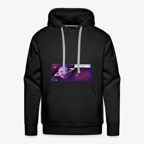 Comic Intro - Men's Premium Hoodie