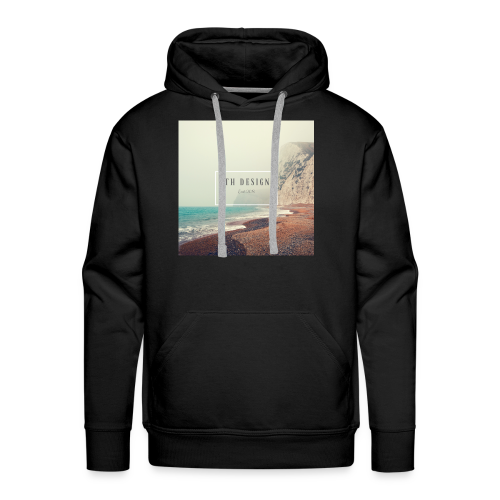 TH Design Kollektion 2018 - Männer Premium Hoodie