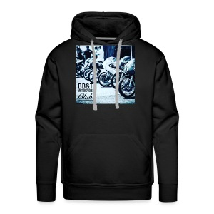 BB&T motorcycle club - Men's Premium Hoodie