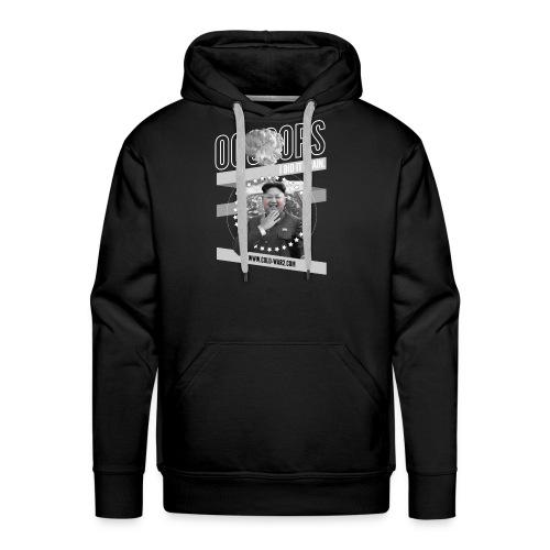 Kim ooops - Sweat-shirt à capuche Premium pour hommes