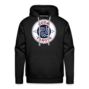 IOTA TANGLE - Men's Premium Hoodie