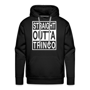 STRAIGHT OUTTA TRINCO - Men's Premium Hoodie