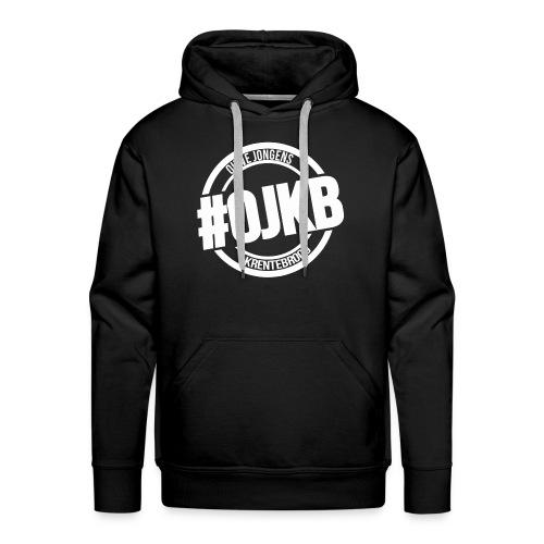 OJKB Witte Opdruk - Mannen Premium hoodie