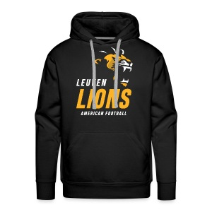 Lions football - Men's Premium Hoodie