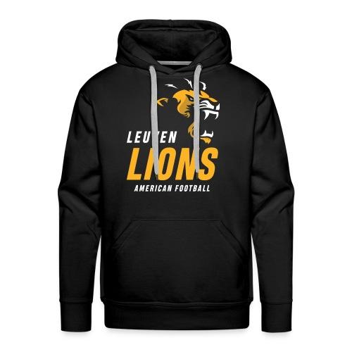 Lions football - Men's Premium Hoodie