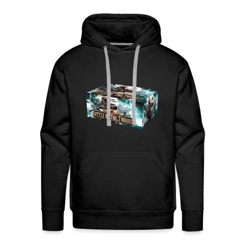 Battle of the Thunder - Männer Premium Hoodie