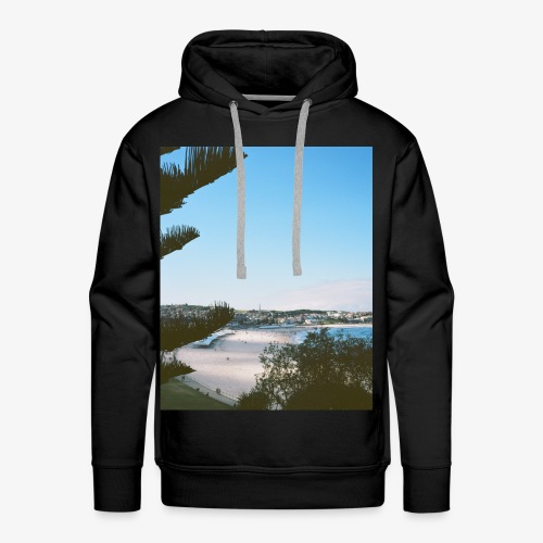 BONDI BEACH - Sweat-shirt à capuche Premium pour hommes