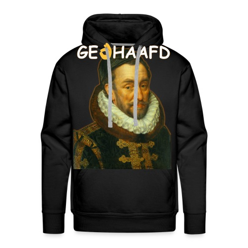 GeHANDhaafd - Mannen Premium hoodie