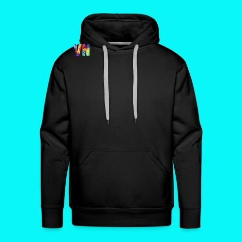 Velocity Networks Coloured Logo! - Men's Premium Hoodie