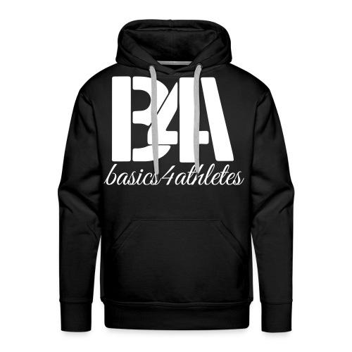 B4A basics4athletes - Männer Premium Hoodie