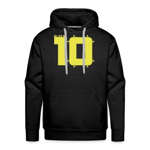 block10 - stadion edition - Männer Premium Hoodie