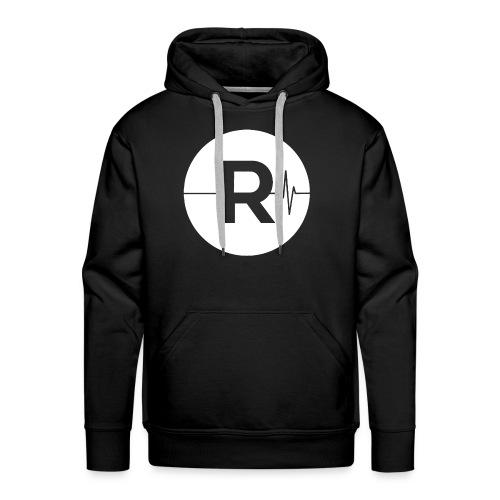 REVIVED - BIG R - Men's Premium Hoodie