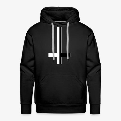Kreuz der Gefühle - Männer Premium Hoodie