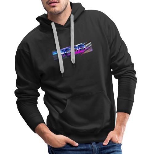 RETRO HOOD - Men's Premium Hoodie
