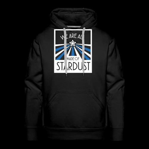 Star Dust - Sweat-shirt à capuche Premium pour hommes