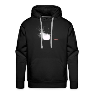 Cat FEMALE - Men's Premium Hoodie