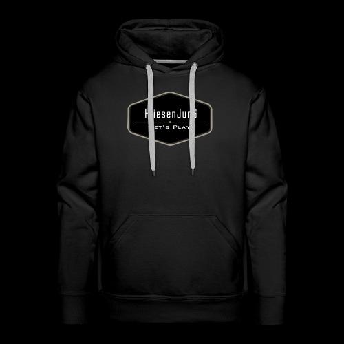 Friesenjung Logo - Männer Premium Hoodie
