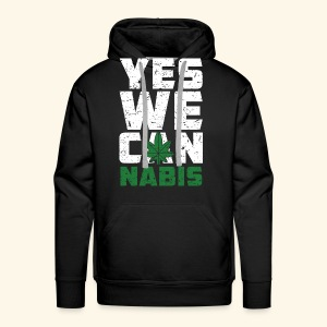 Yes We Can(nabis) - 420 Times - Männer Premium Hoodie