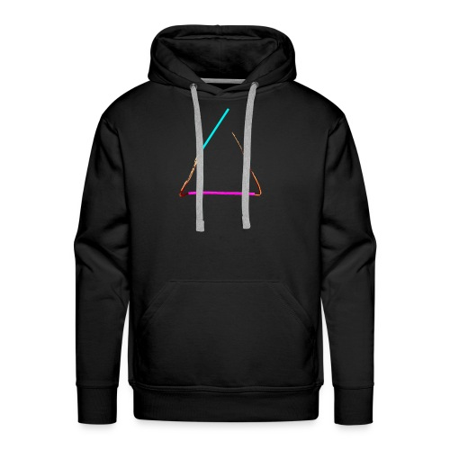 3eck - Dreieck - triangle - Männer Premium Hoodie